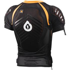 SixSixOne EVO Compression Jacket kurzarm black